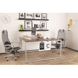 Двойной письменный стол Loft design Q-140