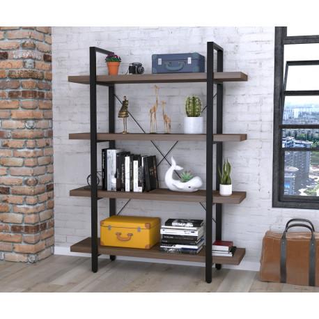 Стеллаж Сингл-4 Loft Design