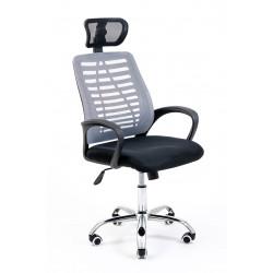 Кресло Бласт Richman серое