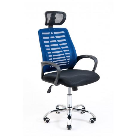 Кресло Бласт Richman синее
