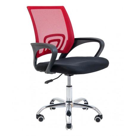 Кресло Спайдер Richman черно красное