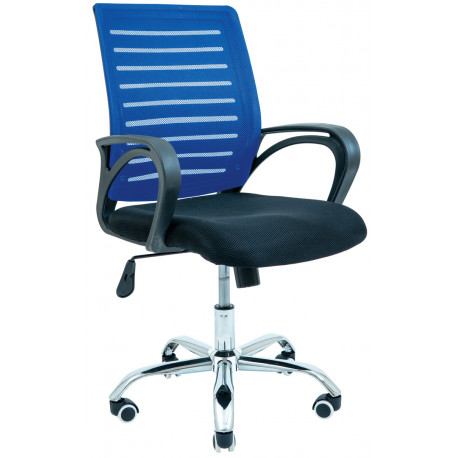 Кресло Флеш Richman черно синее