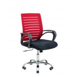 Кресло Флеш Richman черно красное