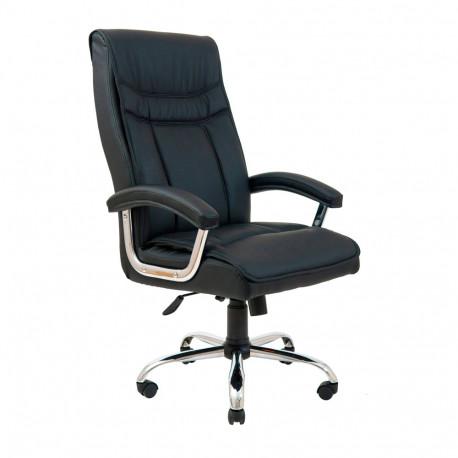 Ортопедическое кресло Бургас Richmаn черное
