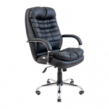 Кресло Валенсия Хром М2 Richman черное