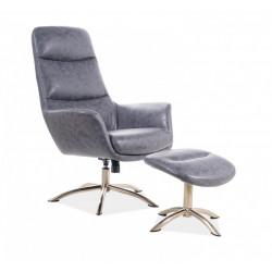 Кресло Nixon Серый