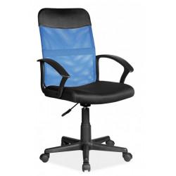 Компьютерное кресло Q-702 Голубой Signal
