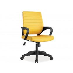 Компьютерное кресло Q-051 Желтый Signal