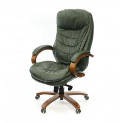Кресло АКЛАС Валенсия Soft EX MB Зеленое
