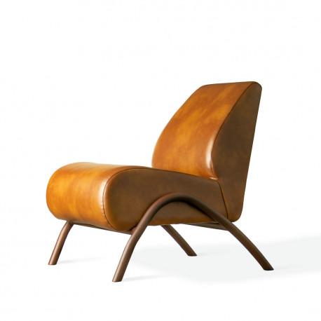 Кресло MOLN бук
