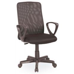 Офисное кресло Q-083 Signal Черный