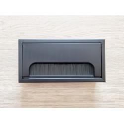 Заглушка для кабеля 160x80 Loft Design Черный