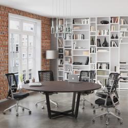 Стіл для переговорів D-2000 Loft design